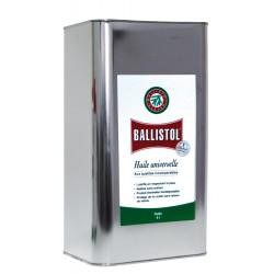 Bidon huile universelle 5 l. - Ballistol