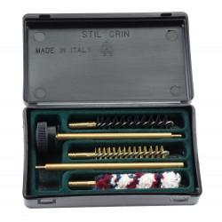 Boîte de nettoyage compartimentée pour pistolet Cal.22 LR-EN2722