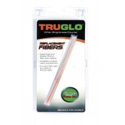 Set de 5 fibres optique fluo monocolore - Truglo