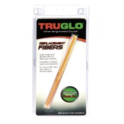 Set de 5 fibres optique fluo bicolore - Truglo