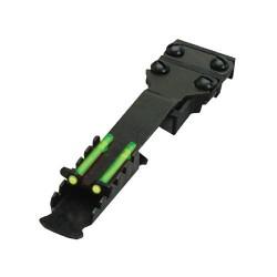 Hausse réglage pour bande 4,2 à 9,8 mm - Hi-Viz