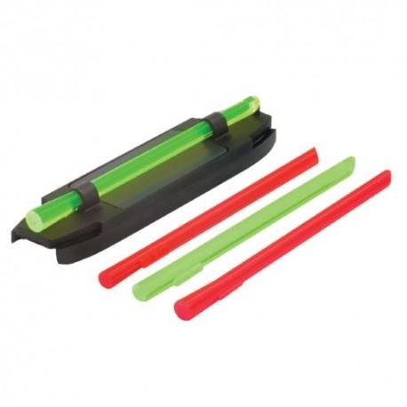 Guidons magnétiques série M - bandes 4,2 à 14,6 mm - Hi-Viz