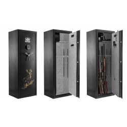 Coffre digital premium 14 armes à combinaison - Buffalo River-A558001
