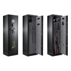 Coffre digital premium 10 armes à combinaison - Buffalo River-A558000