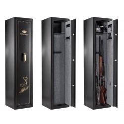 Coffre premium 7 armes à clef - Buffalo River-A55805