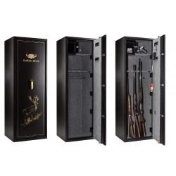 Coffre premium 18 armes à clef - Buffalo River