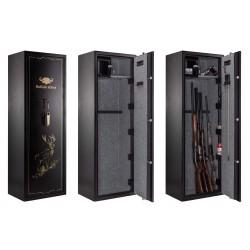 Coffre premium 10 armes à clef - Buffalo River-A55808