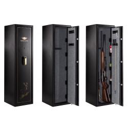 Coffre premium 7 armes à clef - Buffalo River-A55806