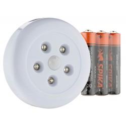 Lampe détecteur de mouvement pour coffre-A558303
