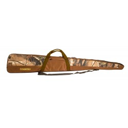 Fourreau fusil camo brown - Country Sellerie