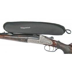Housse 24 mm Longueur (cm) 28 noire pour lunette - Niggeloh