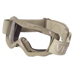 Masque de protection balistique TAN set Complet