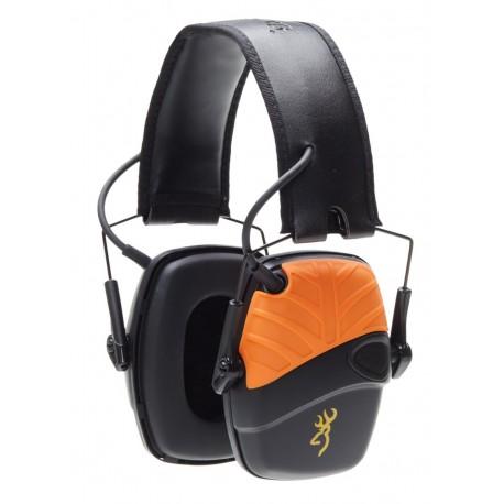 Casque électronique de protection auditive Browning Xtra Protection
