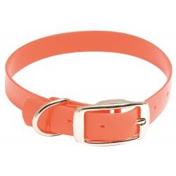 Collier pour chien Hiflex orange fluo - Country Collier Hiflex - Longueur 60 cm-CH8360
