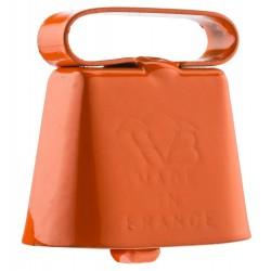 Sonnaillons orange fluo - Hélen Baud