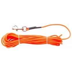 Longes synthétiques rondes 10 m pour chien - Country Longe 10 m - 10 mm-CH5233
