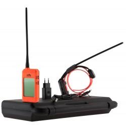 Collier GPS pour chien sans abonnement DOGTRACE X20 orange fluo