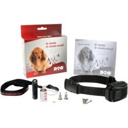 Collier anti-aboiement d-mute pour chien - Dog Trace