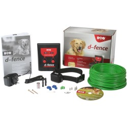 Pack clôture électronique anti-fugue d-fence 101 - Dogtrace