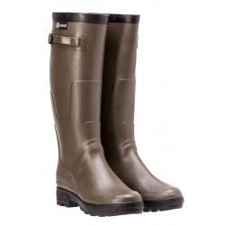 Bottes Benyl kaki XL Bottes Benyl kaki XL T.43 - AIGLE-VCA13043
