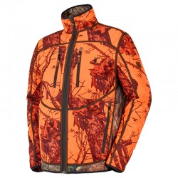 Veste T.XXXXL Fox réversible Blaze/Green - Stagunt