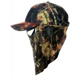 Casquette/filet de camouflage Browning Face Mask Quick camo