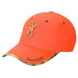 Casquette Browning Sureshot orange