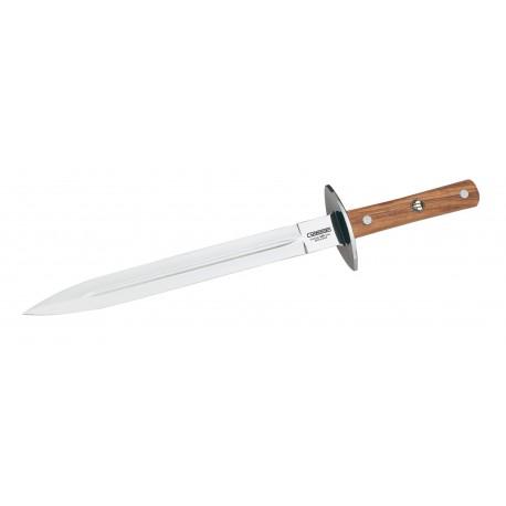 Dague de chasse manche olivier
