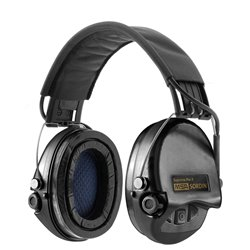 Pack MSA Chasse : Casque + Talkie + Cordon micro