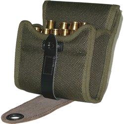 Niggeloh Pochettes pour munitions Pochettes Niggeloh pour munitions - 8 balles gros calibre-N1703