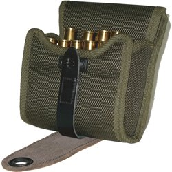 Niggeloh Pochettes pour munitions Pochettes Niggeloh pour munitions - 6 Balles & 4 Cartouches-N1705