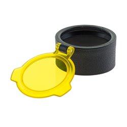 Cache Jaune Optique Chasse - QUAKE