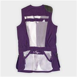 Gilet de Tir Caesar Guerini Syren Violet Taille S à 3 XL