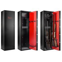 COFFRE RIETTI 10 ARMES 1500x450x330 - CLEF - 2 mm