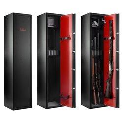 COFFRE RIETTI 7 ARMES 1500x350x330 - CLEF - 2mm