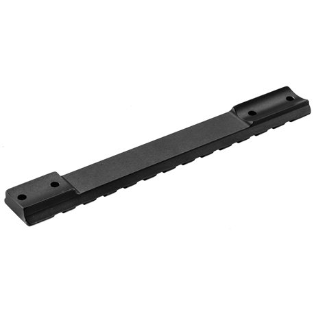 Rails longs Picatinny RECKNAGEL pour carabine Sabatti Rover 870
