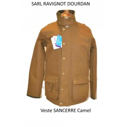 Veste SANCERRE Camel : TAILLE - M