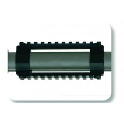 Kit 2 rails Picatinny pour Fusil à pompe Fabarm SDASS