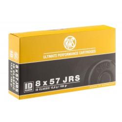 RWS Cal. 8x57 jrs type ID-12.8 Grammes