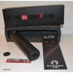 Silencieux A-TEC Carbon 03 calibre 30 M14x1