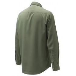 CHEMISE BERETTA SERENGETI SPORT : Couleur - Vert, TAILLE - XL