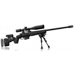 Pack Carabine de tir Howa crosse GRS et Lunette Diamond 6-24x50 Pack Howa GRS, lunette, bipied, malette, cal. 6.5 Creedmoor-HOG
