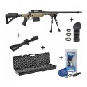 PACK Mossberg MVP serie LC bolt action 308w