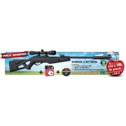 Carabine Gamo Whisper X Tactical 19,9 joules cal. 4,5 mm