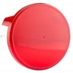 Filtre rouge pour lampe chercheuse
