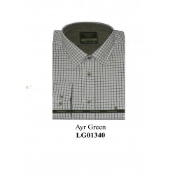 CHEMISE CHAMPION AYR GREEN Lovergreen LG01340 : TAILLE - XL