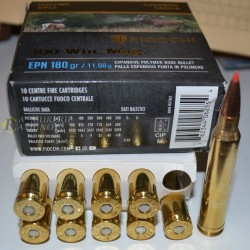 FIOCCHI CAL300 180GR BOITE DE 10 FI709876