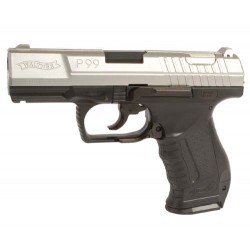Réplique pistolet Walther P99 bicolore (magazin)-PR2270