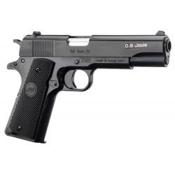 Réplique STI M1911 Noir 0,5 j ressort-PR1106