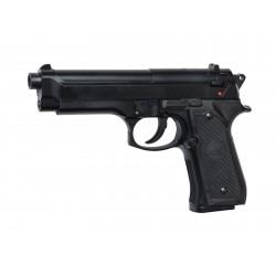 Réplique M92 fs Noir ressort hop-up fixe modèle lourd 0,5j-PR1104